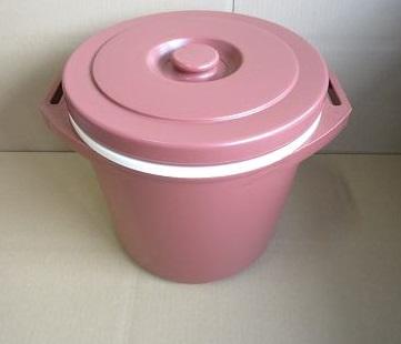 Daiwa(台和) プラスチック保温食缶 ご飯用(大) 2升5合 DF-R1