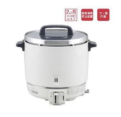 パロマ ガス炊飯器 PR-403SF 2.2升タイプ