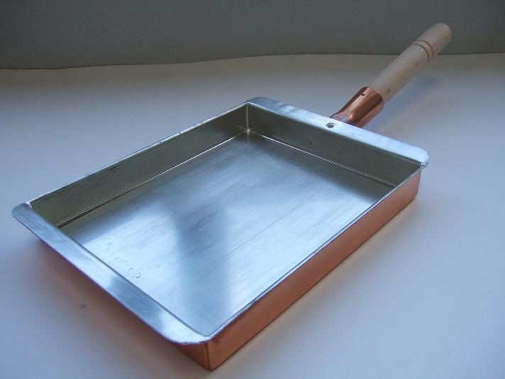 銅 玉子焼 関西型 27cm