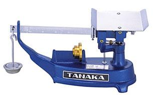 TANAKA 上皿さおはかり【並皿】 TPB-2 2kg