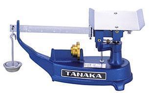 TANAKA 上皿さおはかり【並皿】 TPB-10 10kg