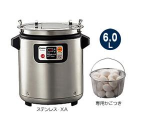 象印 マイコン 温泉たまご&スープクックジャー TH-DE06 6.0L