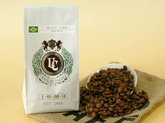 브라질 산토스/ニブラ 커피 (커피 콩/분말) 100g