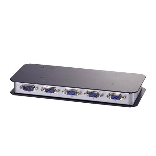 <title>ELECOM VSP-A4 タップ ケーブル 切替器 エレコム ディスプレイ分配器 注目ブランド 4台分配 1台</title>