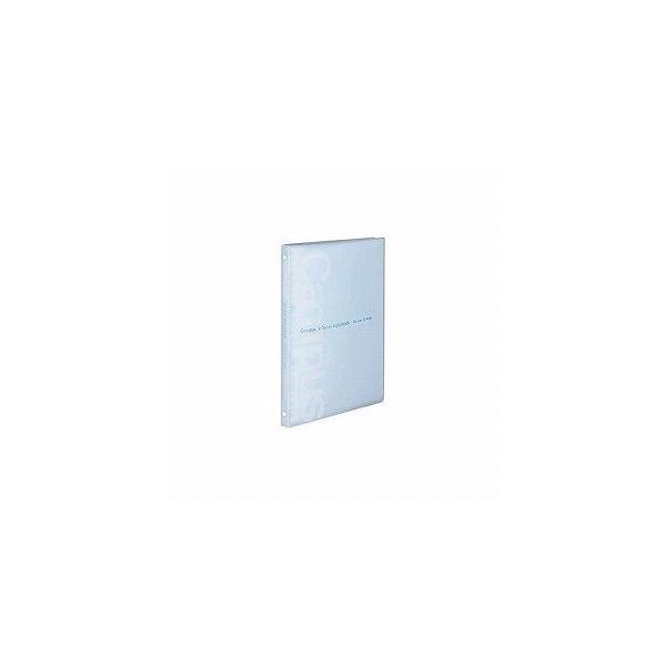 コクヨ ルーP733B キャンパス ル-P733B スリムバインダー 個 B5 推奨 卓抜 ※商品は1点 ブルー の価格になります