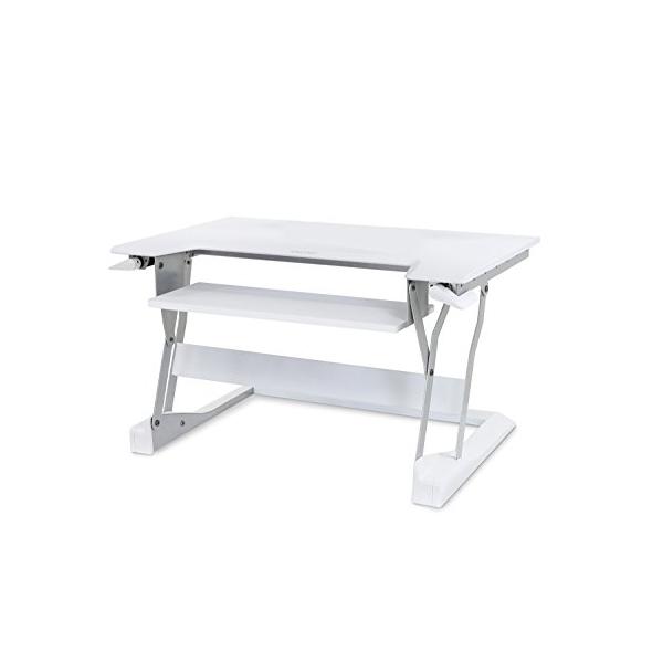 WorkFit-TL座位-立位両用ワークステーション (ホワイト) ERGOTRON☆33-406-062★【送料無料】【あす楽】|1202SNZC^