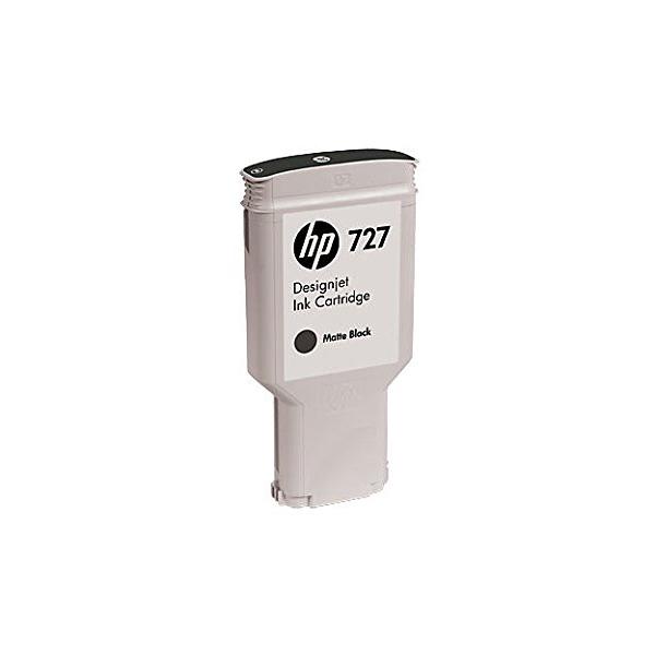 HP 727マットブラックインク300ml ヒューレット・パッカード☆C1Q12A★【送料無料】【あす楽】 1202SNZC^