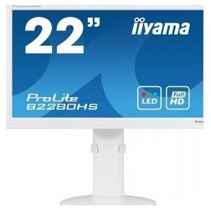 <ProLite>21.5型WLEDバックライト搭載ワイド液晶ディスプレイ イーヤマ☆B2280HS-W1★【送料無料】【あす楽】|1202SNZC^
