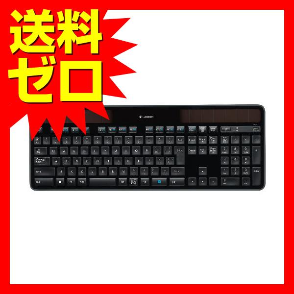 Logicool Wireless Solar Keyboard k750r ロジクール☆K750R★【送料無料】【あす楽】|1202SNZC^