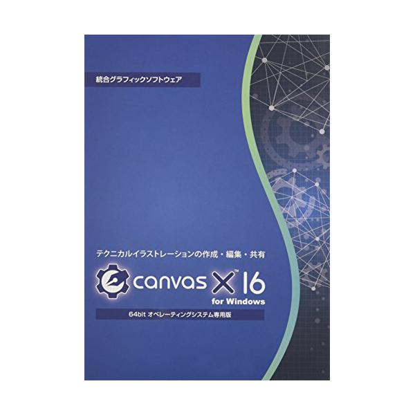 Canvas X 16J Windows 日本ポラデジタル N27001 【】