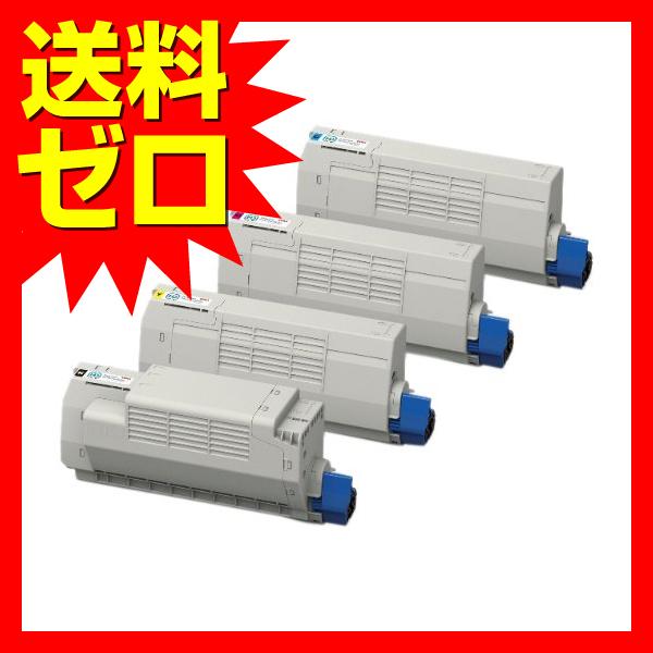 大容量トナーカートリッジ ブラック(MC780dnf/780dn) OKI☆TNR-C4RK1★【送料無料】【あす楽】|1202SNZC^