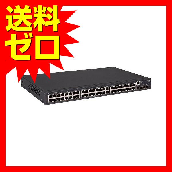 HP 5130-48G-4SFP+ EI Switch ヒューレット・パッカード☆JG934A#ACF★【送料無料】【あす楽】 1202SNZC^