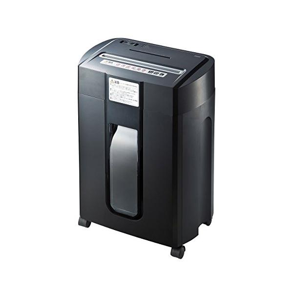 サンワサプライ ペーパー&CDシュレッダー ( マイクロクロスカット ) PSD-AW1039 【 あす楽 】