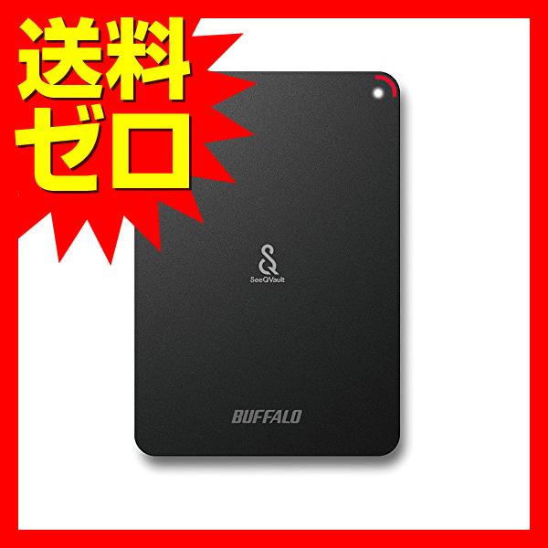 バッファロー 外付HDD 2.5 ベーシック SeeQVault対応 2.5インチ外付HDD 500GB ★HD-PNQ500U3/V☆|1803BFTT^