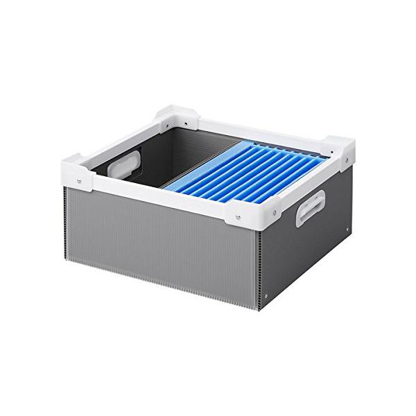 サンワサプライ プラダン製タブレット収納簡易ケース(10台用) CAI-CABPD43 【あす楽】
