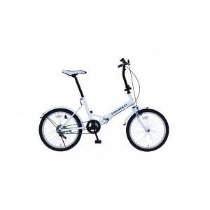 CHEVROLET FDB20E / 20インチ折畳自転車 ホワイト