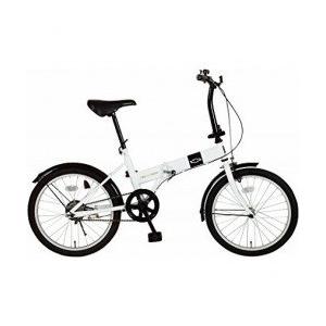 CHEVROLET FDB20R / 20インチ折畳自転車 ホワイト