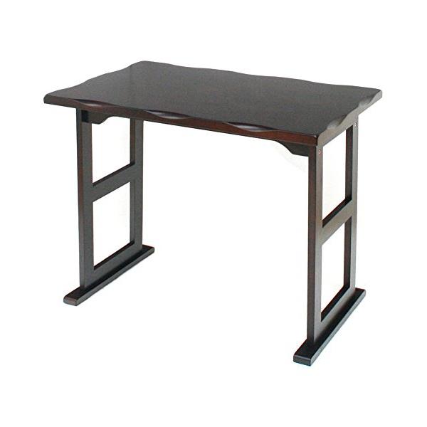 くつろぎテーブル(DBR)ダークブラウン82-782 ヤマソロ