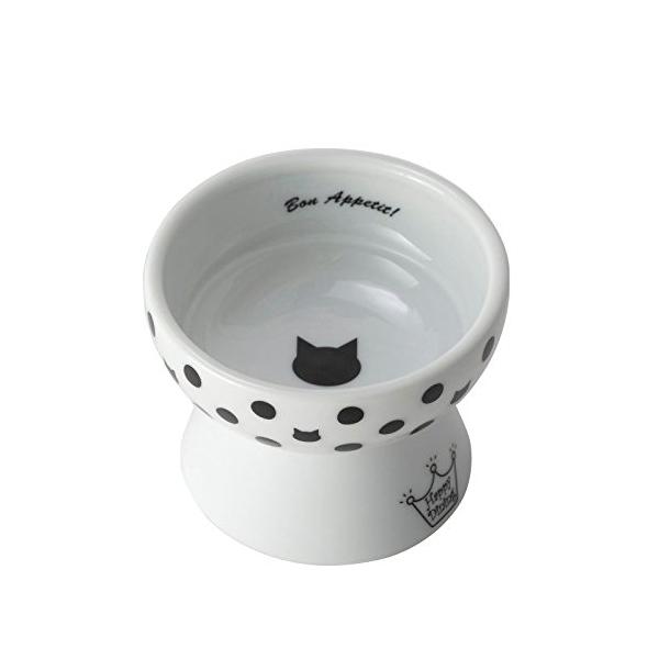 猫壱 おやつ皿 水玉 陶器食器 ちゅーるやカリカリおやつを盛るのにピッタリサイズ 少量ごはん用にも 猫 ネコ ねこ キャット cat ニャンちゃん 【おまとめ30個セット 】