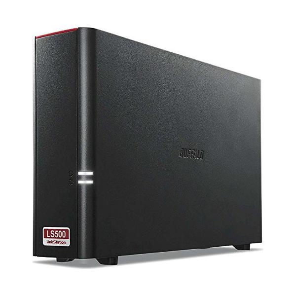 バッファロー SOHO NAS用HDD搭載 1ドライブNAS 3年保証 2TB LS510DN0201B