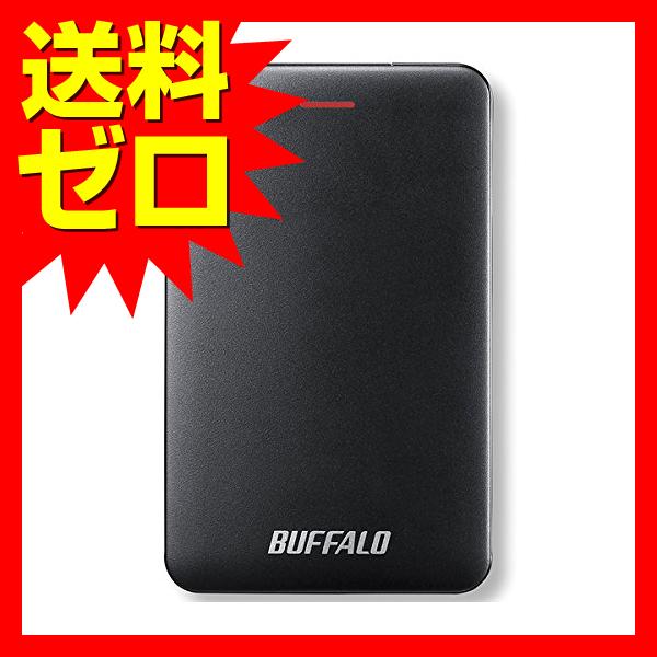 バッファロー USB3.1(Gen1)小型ポータブルSSD 240GB ブラック☆SSD-PM240U3A-B★【送料無料】|1803BFTT^?