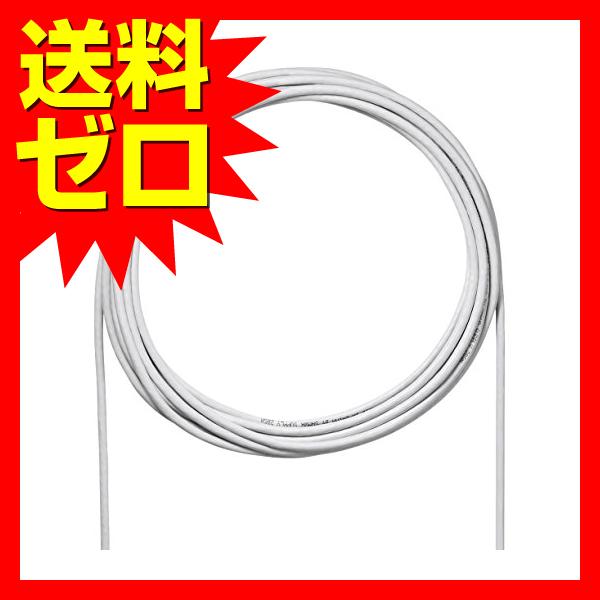 サンワサプライ CAT6UTP単線ケーブルのみ500m☆KB-C6T-CB500W★