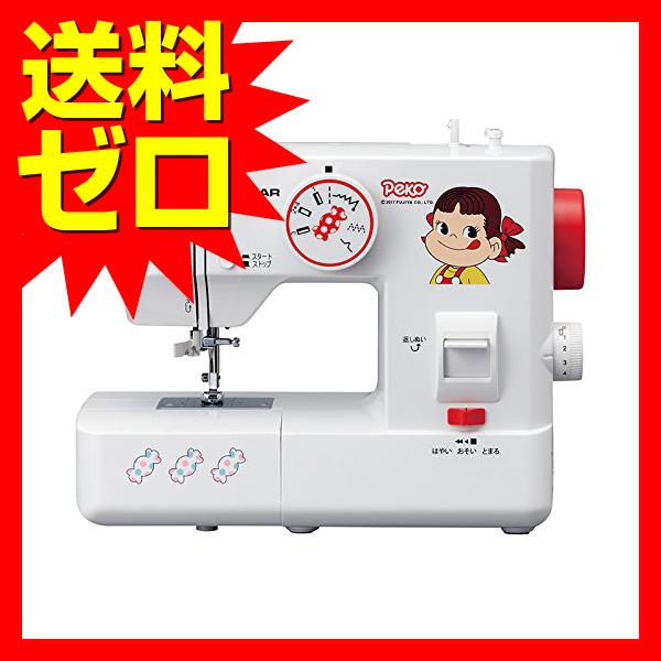 ペコちゃん 電動ミシン FP-06 商品は1個 ( 1点 ) のお値段です 【 送料無料 】
