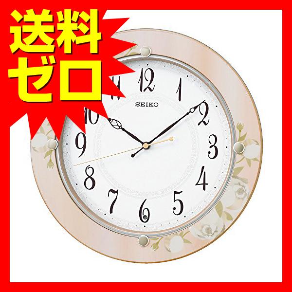 セイコー 電波掛時計 薄ピンク KX220P商品は1個(1点)のお値段です