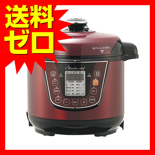 家庭用マイコン電気圧力鍋 3L OEDA30