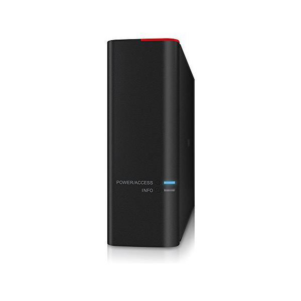 バッファロー 法人向け 外付けHDD 1ドライブモデル 4TB HD-SH4TU3