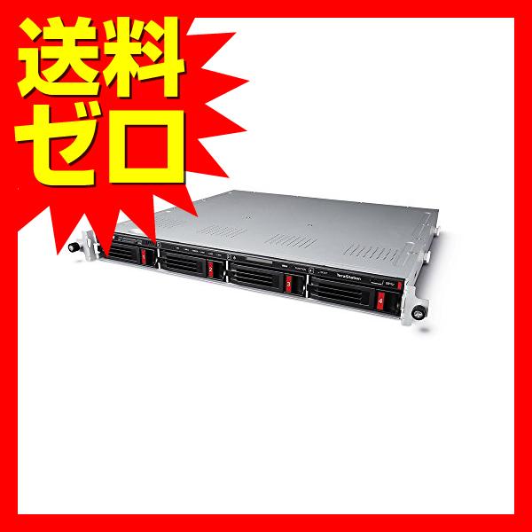 バッファロー TS5410RNシリーズ 4ドライブ ラックマウントモデル 24TB☆TS5410RN2404★【送料無料】|1803BFTT^