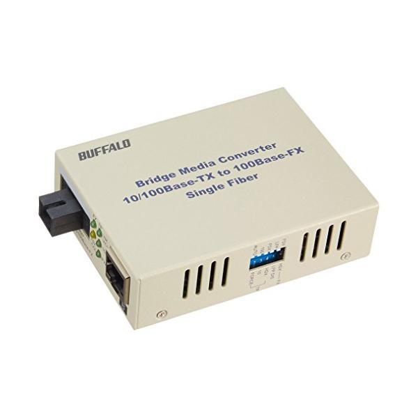 バッファロー 光メディアコバータ WDM20km タイプA LTR2-TX-WFC20AR