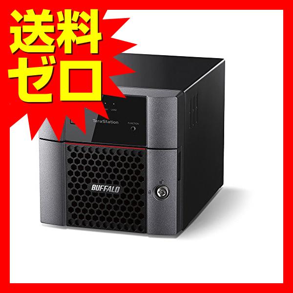 バッファロー TeraStation TS3210DNシリーズ 4TB☆TS3210DN0402★【送料無料】|1803BFTT^