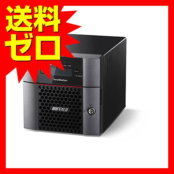 バッファロー TeraStation TS5210DNシリーズ 2ドライブ 2TB☆TS5210DN0202★【送料無料】|1803BFTT^