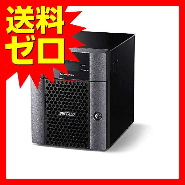 バッファロー TeraStation TS5410DNシリーズ 4ドライブ 24TB☆TS5410DN2404★【送料無料】|1803BFTT^