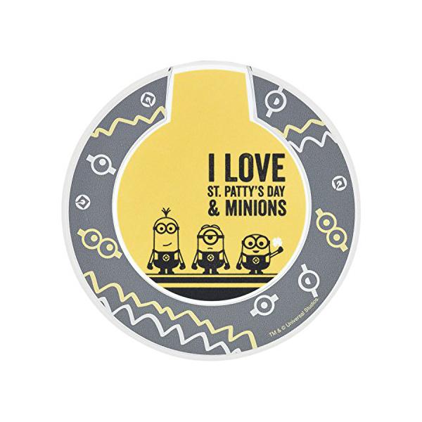 怪盗グルーシリーズ(ミニオンズ)ワイヤレスチャージャー クローバー MINI-72B ミニオンズ ワイヤレス充電器:ウルマックスジャパン