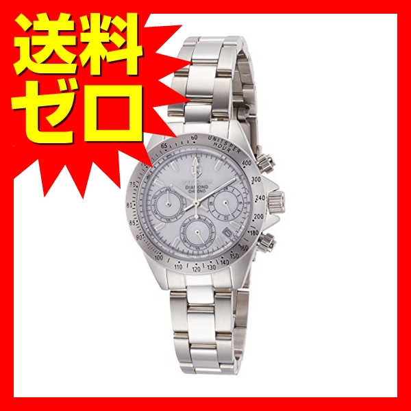 アンクラーク 天然1Pダイヤ入りレディースウォッチ AM1012VD-09(1本入) ※商品は1点(個)の価格になります。