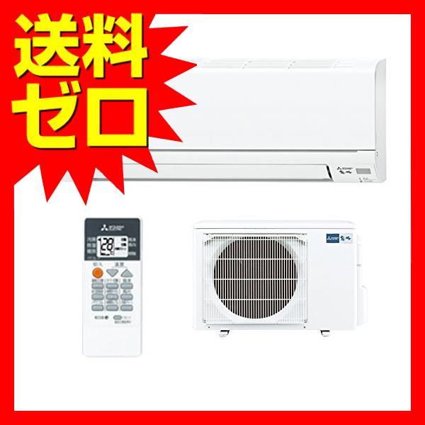 三菱 ルームエアコン 日本製 2018年度モデル 霧ヶ峰 16畳用 MSZ-GV4018S(W) ピュアホワイト(4.0kW)