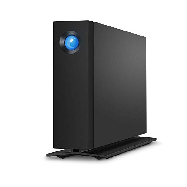 エレコム LaCie HDD 外付けハードディスク d2 Professional 6TB ブラック STHA6000800