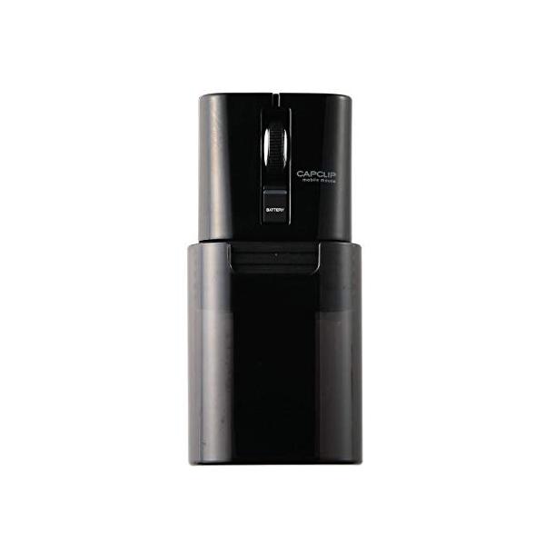 エレコム 直営ストア ELECOM M-FCC2BRSBK 送料無料 即日出荷 ワイヤレスマウス Bluetooth 高品質新品 静音 3ボタン CAPCLIP 充電式リチウムイオン電池 あす楽 クリック音95%軽減 モバイル ブラック