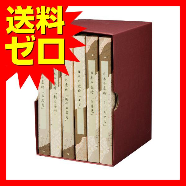 日本の歳時 木製屏風 6枚セット 0001088 1805SDTT^