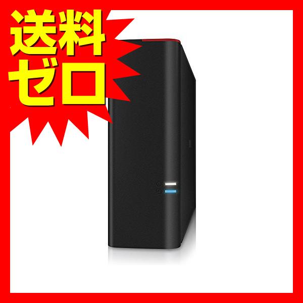 バッファロー iBUFFALO?USB3.0用 外付けHDD(冷却ファン搭載) 6TB ☆HD-GD6.0U3D★【送料無料】  1803BFTT^