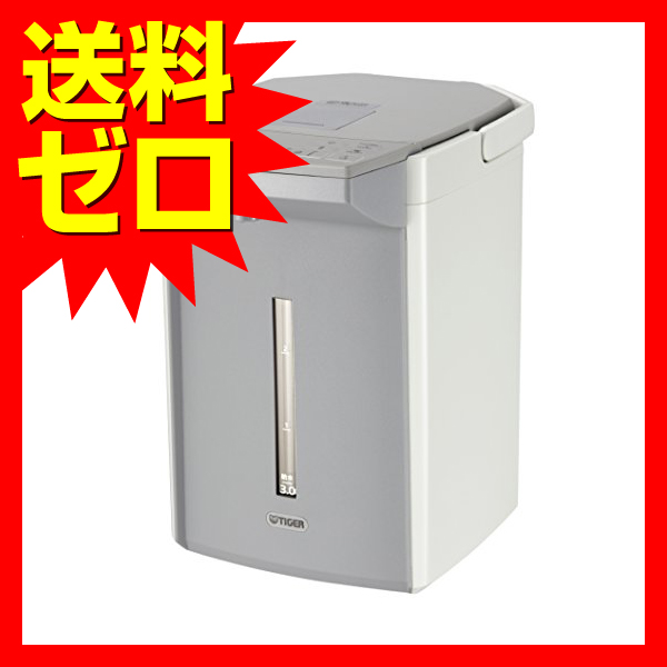 タイガー 蒸気レスVE電気まほうびん (3.0l) ホワイト タイガー PIJ-A300W