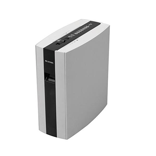 シュレッダー ホワイト アイリスオーヤマ PS5HMSD(520219)