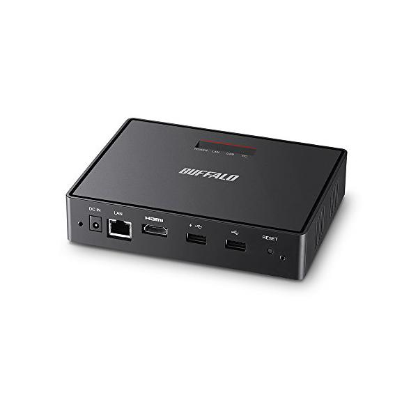 バッファロー ネットワーク対応HDMIアダプター 文教向けアプリ添付LDV-HDA