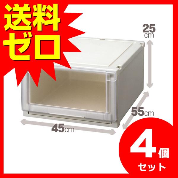 天馬 フィッツユニットケース 4525 ≪おまとめセット 【 4個 】 ≫ 【 送料無料 】