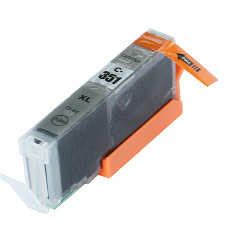 送料無料 即日発送 安心3年保証 PIXUS 在庫限り iP8730 MG6730 MG7130 MG6530 MG6330 MG7530 MG7530F BCI-351XLGY 大容量 グレー キヤノン BCI351 351 互換 350 CANON 互換インク キャノン BCI-351 インクカートリッジ GY 351GY 国内正規品 cink 351XLGY インク