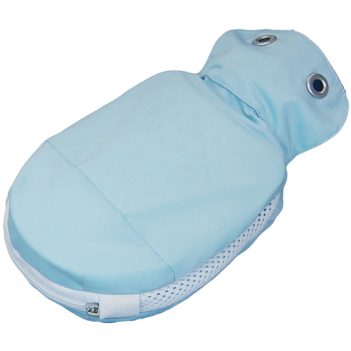 セーフミトンII ブルー 1双入※商品は1点(個)の価格になります。