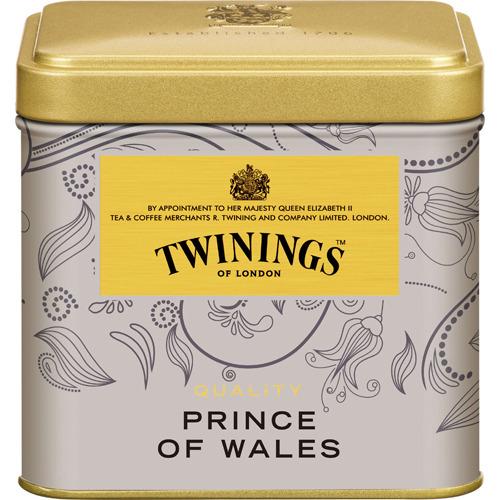 缶入りの紅茶茶葉