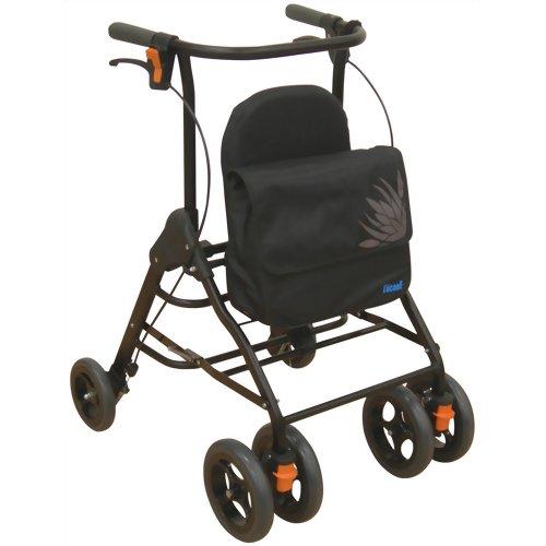 幸和製作所 テイコブ 歩行車 テイコブ リトル HS05 ブラック※商品は1点(個)の価格になります。